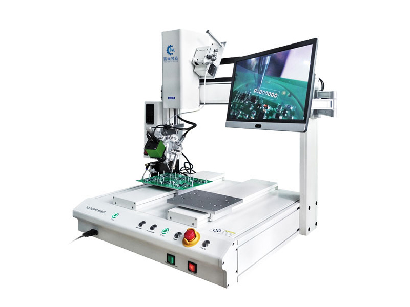 Why is the automatic soldering machine industry developing so rapidly?